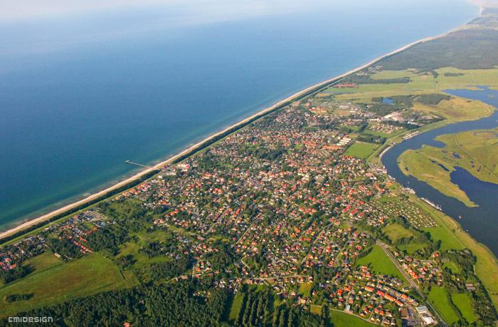 Urlaub in Zingst an der Ostsee, FeWo-Vermietung Wisniewski
